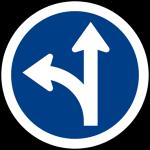 ให้ตรงไปหรือเลี้ยวซ้าย