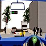 เปิดสัญญาณไฟเลี้ยว ชะลอรถ หยุดให้คนเดินถนนข้ามทางก่อน