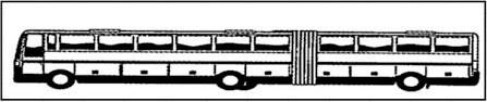 รถลากจูงรถกึ่งพ่วงใช้ขนส่งผู้โดยสาร
